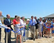 Islip Beach is now Open!