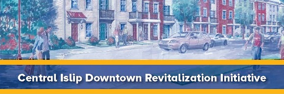 A Banner image with a graphics rendition of a bustling downtown
